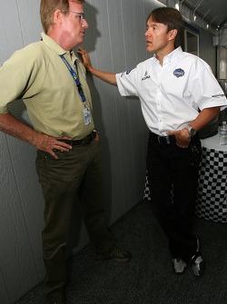 Danny Sullivan et Adrian Fernandez