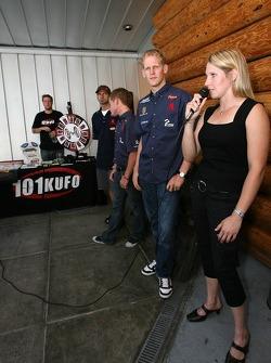 ALMS drivers fan event in Portland: Liz Halliday