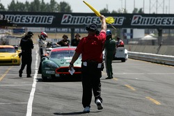 Pit crew challenge: getting ready for another run