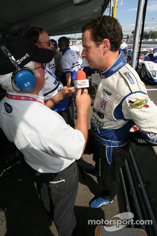 Interview pour Butch Leitzinger en pole position