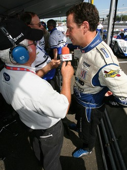 Interview for pole winner Butch Leitzinger