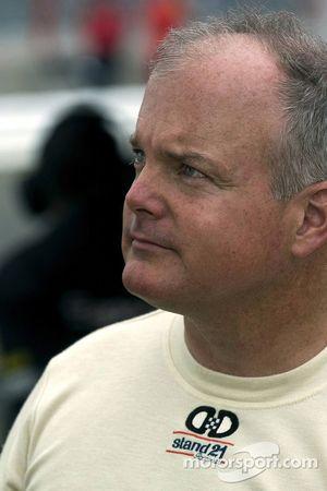#9 Highcroft Racing Lola EX257: Duncan Dayton