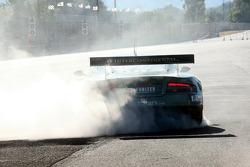 #009 Aston Martin Racing Aston Martin DB9: Pedro Lamy, Andrea Piccini