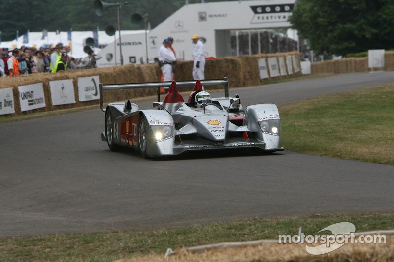 Audi R10: Allan McNish