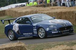 Maserati Trofeo GranSport: Jodie Kidd