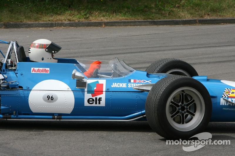 Matra Cosworth MS10: Jackie Stewart