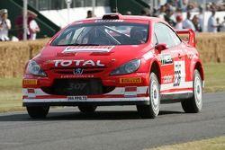 Peugeot 307 WRC: Gilles Panizzi