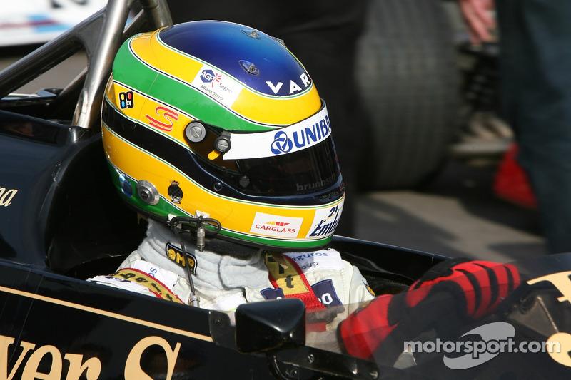Lotus Renault 97T: Bruno Senna