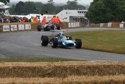 Matra Cosworth MS10: Nico Rosberg