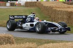 Williams Cosworth FW27C: Jackie Stewart