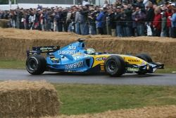 Renault R25: Giancarlo Fisichella