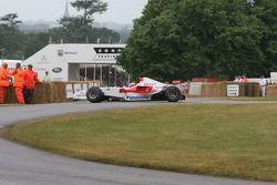 Toyota TF105: Ricardo Zonta