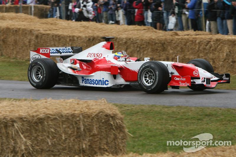 2005: Toyota TF105