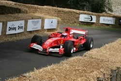 Ferrari F2005: Marc Gene
