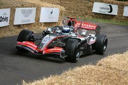 McLaren Mercedes MP4/20: Mika Hakkinen