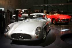Evento de preparación de medios de DaimlerChrysler Mercedes: Mercedes-Benz 300 SLR