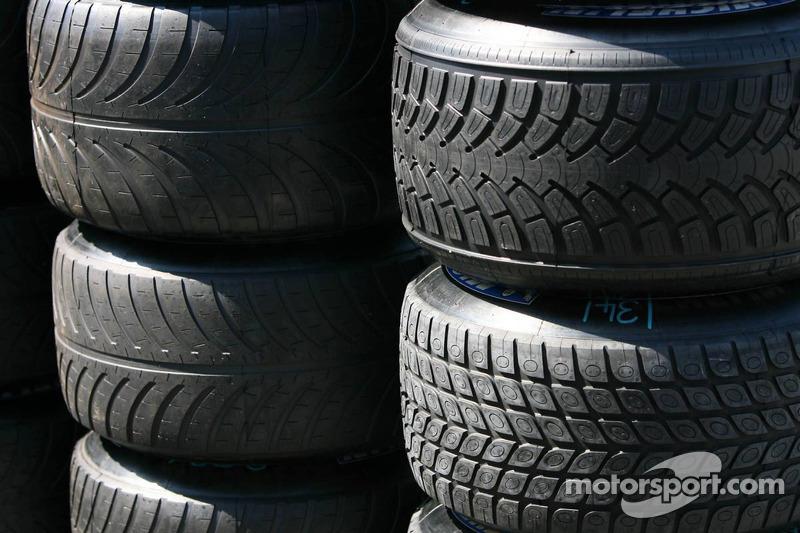 Des pneus pluie Michelin