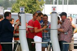 Llegada de Michael Schumacher