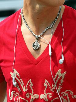 Amuleto de Michael Schumacher