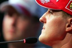 Conferencia de prensa FIA jueves: Ralf Schumacher y Michael Schumacher