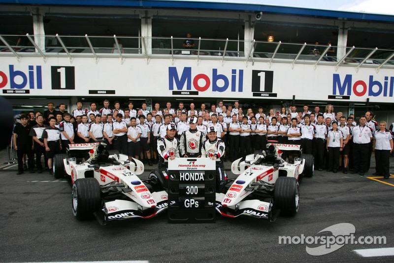 Honda (2006 – 2008)