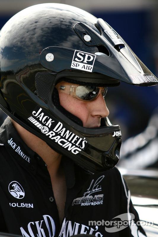 L'équipe de course de Jack Daniel