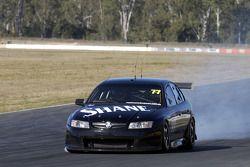 Shane Price teamed up with Perkins Motorsport