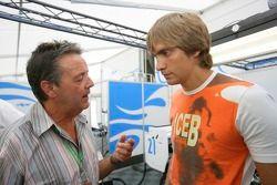 David Price et Vitaly Petrov