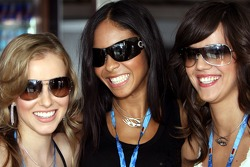 Fórmula Unas chicas Jenny Vilsmeier, Enyerlina Sanches y Maja Dejanovic