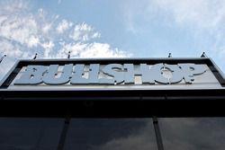 Bullshop: writing, outside