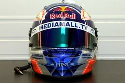 Helmet, Test Pilotu Robert Doornbos