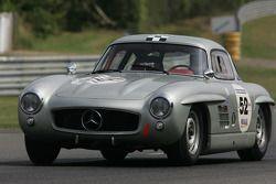 #52 Mercedes Benz 300 Sl 1955
