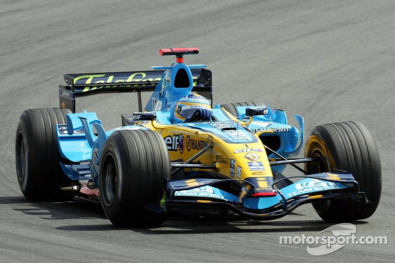 Fernando Alonso - 22 grandes prêmios