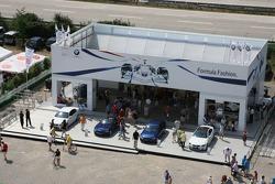 BMW soporte de mercancías