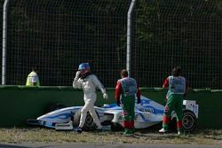 Clivio Piccione prend sa retraite