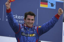 Timo Glock race winner