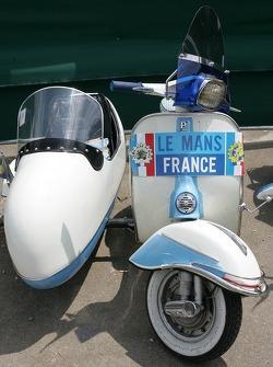 Vespa Club of Le Mans