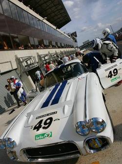 #49 Chevrolet Corvette