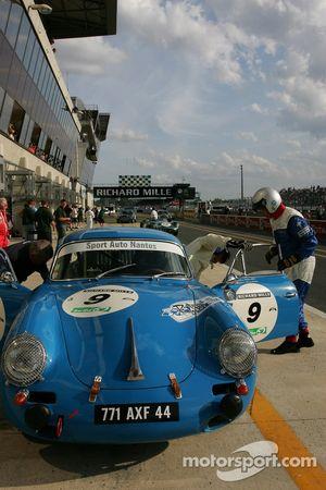 #09 Porsche 356 1964