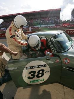 #38 Aston Martin DB4 GT 1960