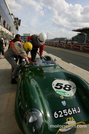 #58 Lotus Xi 1957