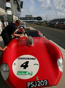 #04 Ferrari 246s 1960