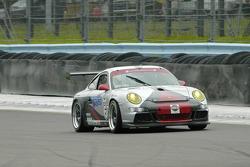 #67 TRG Porsche GT3 Cup: Mike Solley, Bohdan Kroczek, Murray Marden