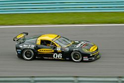 #06 Banner Racing Corvette: Tim Gaffney, Leighton Reese, Randy Tolsma