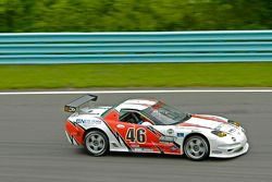 #46 Michael Baughman Racing Corvette: Michael DeFontes, Michael Baughman, Mike Yeakle
