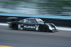 #6 Playboy Racing/ Mears-Lexus/Riley Lexus Riley: Mike Borkowski, Tommy Constantine, Paul Mears Jr.