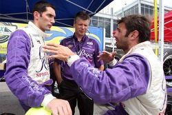 Max Papis et Christian Fittipaldi