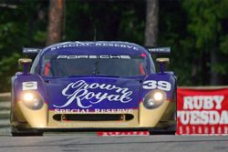 #39 Crown Royal Special Reserve/ Cheever Porsche Crawford: Christian Fittipaldi, Max Papis