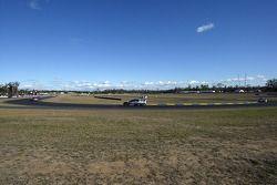 Friday Practice at Queensland Raceway