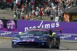 #114 Pouchelon Racing Dodge Viper Comp: Anthony Reid, Ian Khan, Paul Van Splunteren, Maxime Dumarey